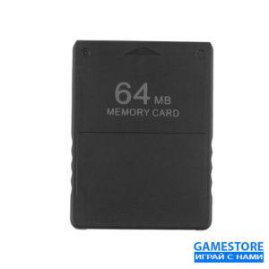 Карта памяти Sony PlayStation 2 (64 MB)