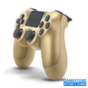 Dualshock 4 Золото