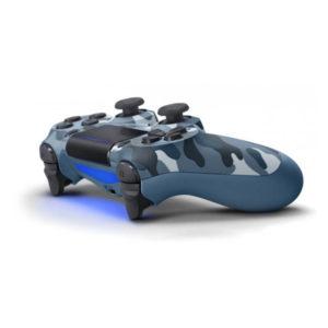 """Dualshock 4 """"Синий камуфляж"""""""