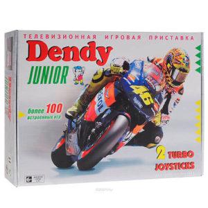 Dendy Junior mini + 3500 различных игр