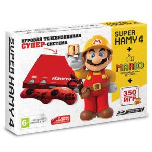 Hamy 4 SD Mario красная