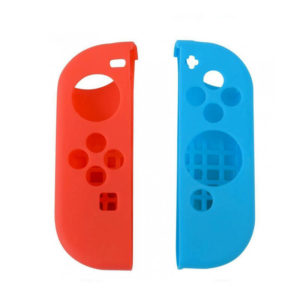 KJH чехол для Nintendo Switch + насадки на грибки
