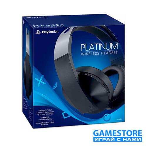 Беспроводные наушники Sony Platinum
