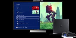 PlayStation 4 slim 1TB GTA5 + DaysGone + HZD + Fortnite(ваучер) + подписка 3 мес