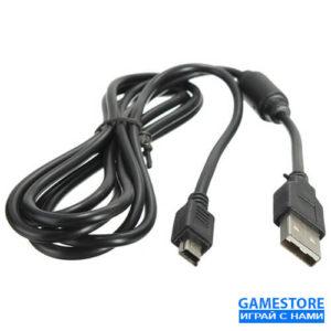 PS3 кабель USB для зарядки джойстика