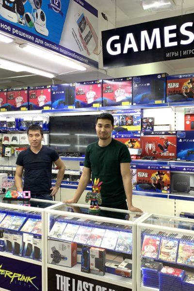 Игры для PS4 в Бишкеке