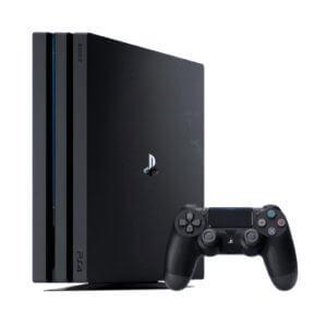 Приставки PS4